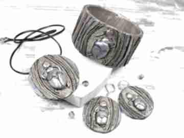 Skabeusz - komplet biżuterii inspirowany starożytnym egiptem