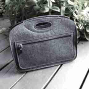 BELTRANI: Wygodny organizer z rączką do torebki -