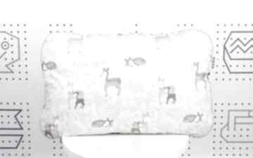 Poduszka sarenki 45 x 60 cm pokoik dziecka nuvaart poduszka
