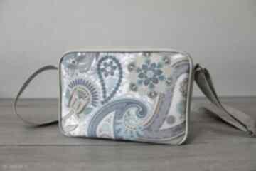 Upominek święta! Single bag - paisley mini torebki niezwykle