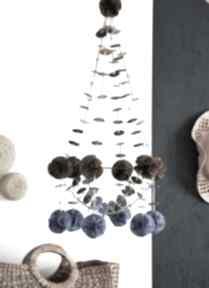 Dekoracja pająk dekoracje wooden love pająk, łapacz, wianek