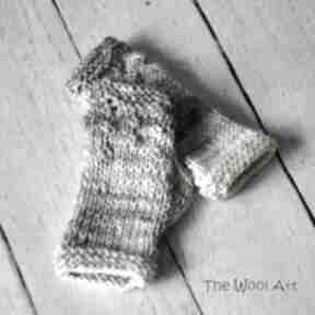 Rękawiczki mitenki the wool art rękawiczki, mitenki, na ręce