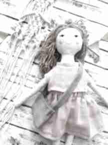 Pani lala lalki peppofactory lalka, szmacianka, dziewczynka, len