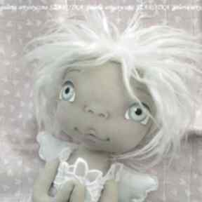 dekoracje? lalka-aniołek lalka-szmacianka lalka-kolekcjonerska