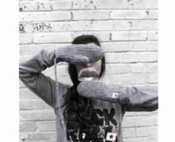 Rękawiczki mode 6 brain inside zima, rękawiczki,