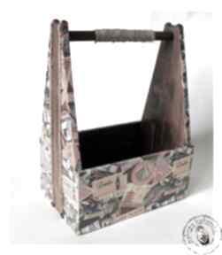 Skrzynka na piwo dla podróżnika pudełka makowa babuszka piwo