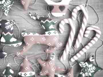 Pomysł na upominek święta? Dekoracje świąteczne zestaw 19 sztuk