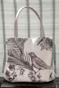 Worek na ramię - koliber happyart torba, wiosna lato, prezent