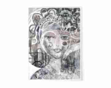 Plakat a2 - arabela plakaty creo plakat, wydruk, portret, twarz