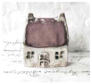 ceramika? ceramika domek wieś zagroda