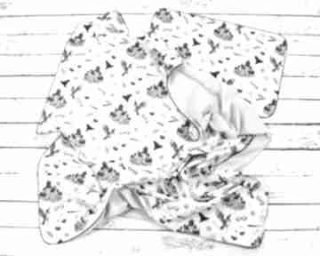 Szkoła maggii szara poszewka na pościel dla dziecka l 200 x 140