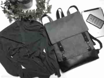 Fabrykawis plecak, plecak na laptopa, mini miejski damski