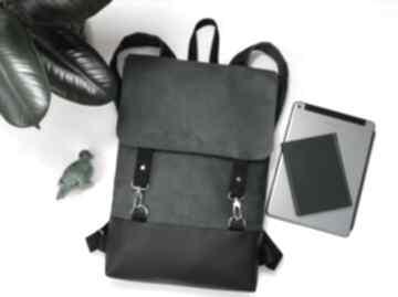 Fabrykawis plecak, plecak na laptopa, damski do pracy, mini