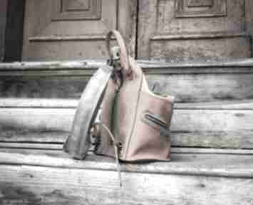 Ladybuq Art Studio. wygodny-plecak skórzany-plecak