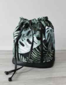 Plecak worek torba - monstery torebki niezwykle monstery