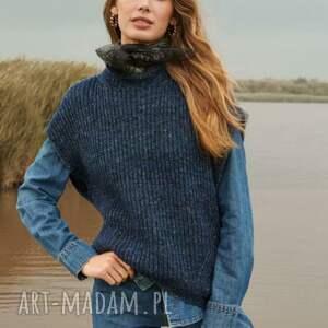 swetry pullower durham, pullower, sweter, ręcznie wykonany, dziergany, ciepły