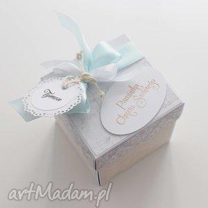 Prezent Pudełko - niespodzianka na Chrzest, kartka, box, pudełko, prezent