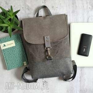 Fabrykawis damski plecak, plecak do pracy, na laptopa