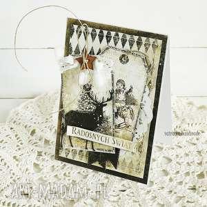 Kartka świąteczna, 237 - ,boże-narodzenie,kartka-świąteczna,