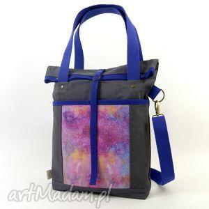 torba na ramię gray stardust, święta, prezent, dziewczyny, kosmos, boho, damska