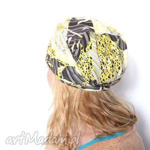 czapka damska oko bazyliszka i z miłości kiszka - czapka, sport, rekonwalescencja