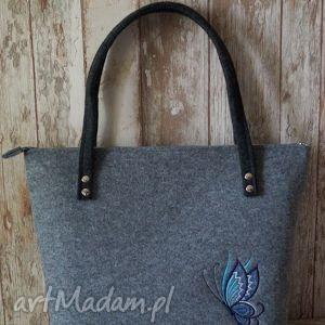 75b0ed127a257 filcowa torebka - zamówienie indywidualne - Na ramię