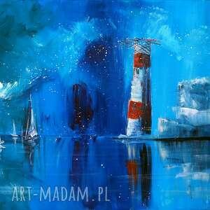 latarnia morska the needles, wielka brytania obraz, architektura, obraz, dom