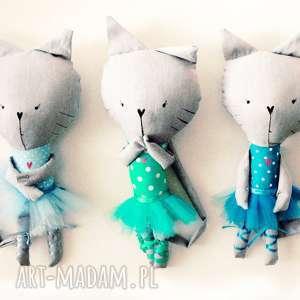 Kieszonkowy kot. Baletnica., kot, balet, balerina, kotek, tutu, taniec