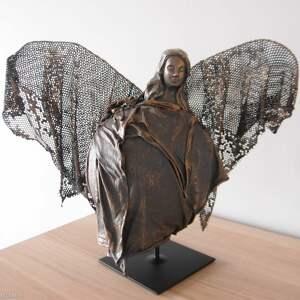 hand-made dekoracje anioł obfitości