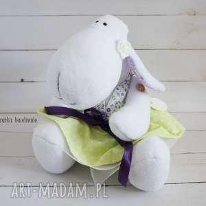 Owieczka (110) - ,maskotka,zabawka,owieczka,dla-dziecka,
