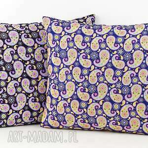 mg home decor komplet poszewek dekoracyjnych na poduszkę 40x45cm, poszewka