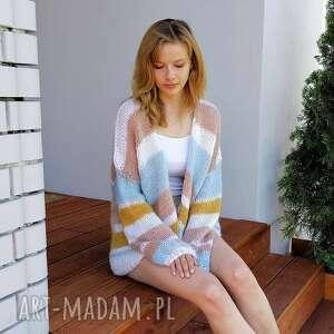 lekki, ciepły sweter, kardigan, nadrutach, ciepłysweterek, kobiecy sweter