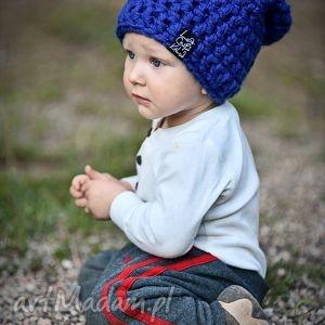 czapka monio 11 - czapka, czapa, zima, ciepła, kolorowa, dziecko
