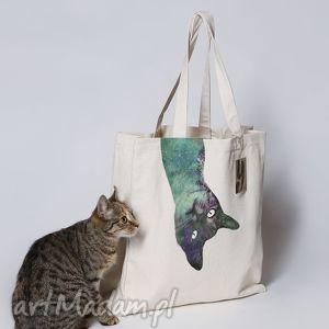 torba meow - torba, kot, nadruk, zakupy