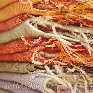 wyjątkowe szale himalajskie niespotykane kolory gyalmo - szal, szalik, chusta