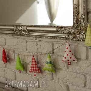 Pomysł jaki prezent pod choinkę! Choinki ozdoby świąteczne maart