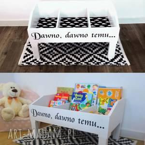 handmade pokoik dziecka półka na książki zabawki