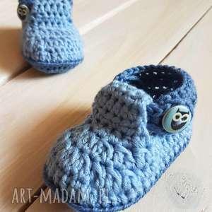 Buciki, buty, niemowlę, skarpetki, bawełna