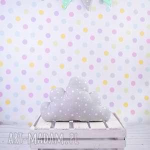 Prezent Poduszka w kształcie chmury SZARA, poduszka, dekoracja, dziecko, chmura