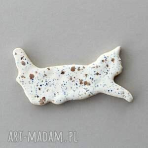 magnesy psotek - magnes ceramiczny, kot, minimalizm, design, parapetówka