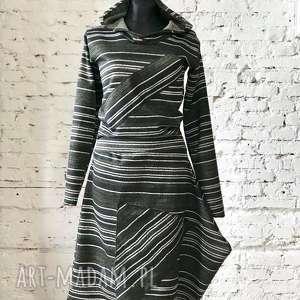 sukienka mumia, boho sukienka, etno folk artystyczna