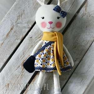 Króliczka lucynka lalki dollsgallery królik, zabawka