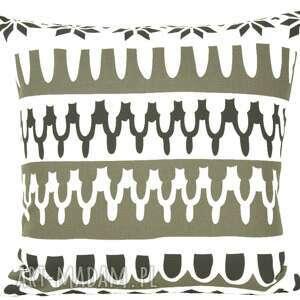poduszka dekoracyjna z motywem 45x45cm, poduszki, dekoracja, prezent, bawełna