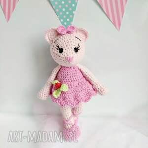 Alinka - myszka baletnica - Hand-Made