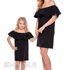Mama i córka Sukienka hiszpanka dla córki LD9/4, falbana, sukienka, mama,