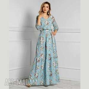 sukienki sukienka lesli maxi allegria