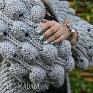 ręcznie zrobione swetry sweter, kardigan