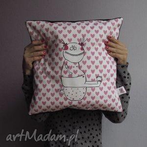 pokoik dziecka pee time poduszka z autorską grafiką - na zamówienie, jasiek