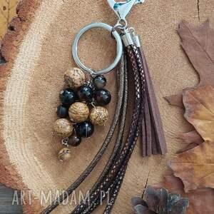 zawieszka do torebki - autumn forest vi, torebki, prezent