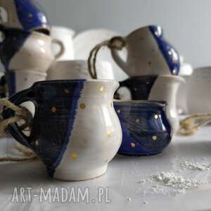 dekoracje zestaw z dziesięciu miniaturowych dzbanuszków ozdób choinkowych 1
